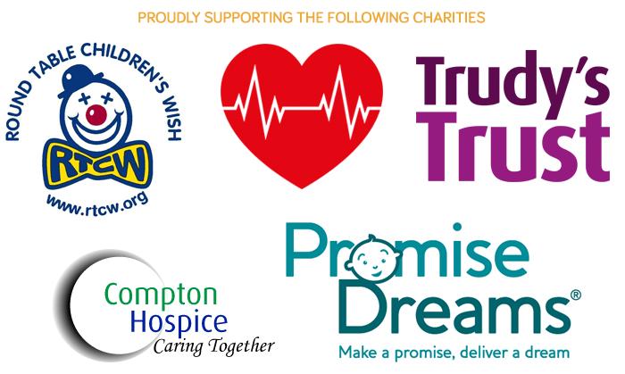 Charities 2016